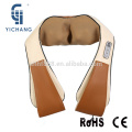 Professional manufacture new type back pain relief massage belt simulate hand spa 303D4 electric massage belt