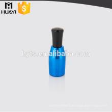 leere UV-Prozess Nagel Gellack Flasche mit Kappe und Pinsel
