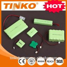 avec 16 d'expérience 3.6V 600mAh batterie rechargeable NiMH comme outil de puissance