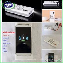 Beweglicher Multifunktions-beweglicher Ultrabatterie-Energien-Bank-Auto-Sprung-Starter mit drahtloser Aufladeeinheit Gebrauch