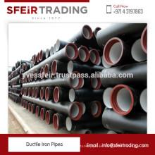 La mayoría de las tuberías duraderas duraderas del hierro de la venta del fabricante más grande