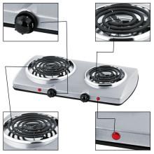 Bobina de aço inoxidável 430 cozinhar fogão elétrico placa quente para venda por atacado