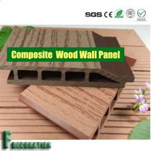 Продолжительный водонепроницаемый композитный WPC древесины стеновые панели