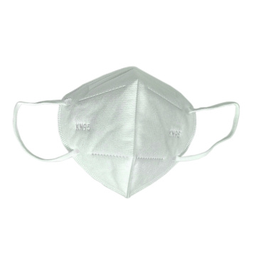 Masque respiratoire plié Earloop ffp2 KN95