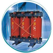 Transformador de potência de tipo seco de isolação de resina trifásica