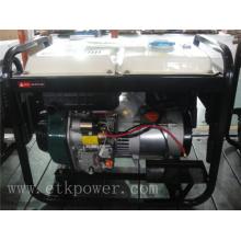 Generador diesel de 6kw para uso de emergencia