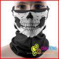 Frete Grátis Full Function Crânio Rosto Cachecol Snood Neck Bandana Máscara   Moto de esqui