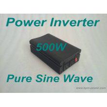 Inversor de corriente continua de onda sinusoidal pura con puerto USB
