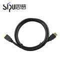 SIPU china manufacturer cheap gold plated 10m ccs 1.4v hdmi cable