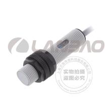 Lanbao Sensor de Proximidade Capacitivo Switch M12 Fluxo Sn2mm 10-30V DC Cabo de 3 Fios Plástico CE UL