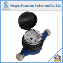Multi Jet Wasserzähler / Trockene Art Wasserzähler / Messing Körper Wasserzähler