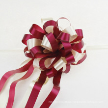 Performeance Decoration Ribbon Pull Flower Ribbon Bows Plastic Flower Use for Gift Wrapping