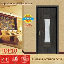 Эко-водонепроницаемый WPC двери для ванной спальни