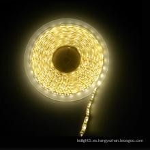 SMD3528 120LED / M IP66 Tira de LED flexible 12V LED Impermeable con pilas Cuttable 3 Garantía