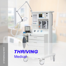 Anesthesia Equipment with High-Strength Plastic