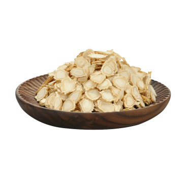 High Quality Professional Manufacturer Dried White Ginseng Slice