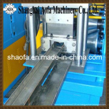 Shanghai Aofa C Purlin Máquina formadora de rollos