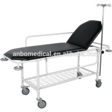 hospital stretcher trolley for operating room epoxy powder coated