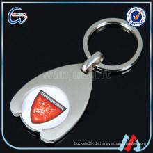 Einziehbarer Schlüsselkette / Schlüsselring Ringe kundenspezifischer Schlüsselkettenhalter