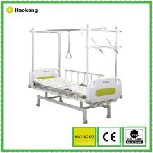 Équipement médical pour le lit orthopédique manuel d'hôpital (HK-N202)