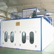 Equipamento de cozimento industrial série Spl para caminhão