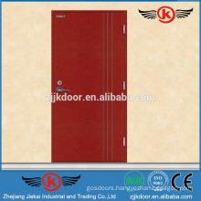 JK-F9003 fire proof door fire escape door in good price