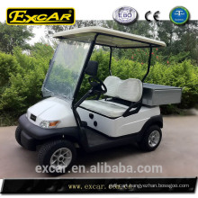 Golf cart accessories wholesale golf carts with rear box