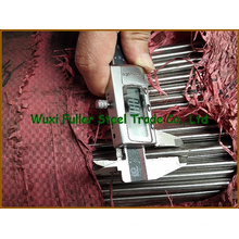 AISI Ss Stainless Steel Flat and Round Bar for Sale