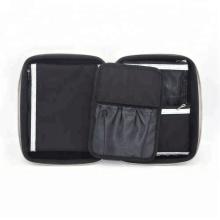 Shiny Grey Makeup Cosmetic Vanity EVA Case Box for Brush Set