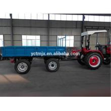 Remolque agrícola de 3T Tractor / TRAILER de granja de FRENO DE AIRE