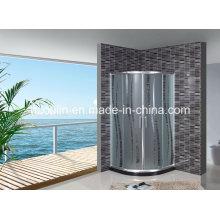 Cabine de douche en verre acide (AS-902 sans plateau)
