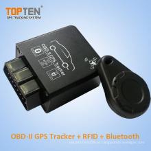Can-Bus GPS carro alarme com interface Obdii, Bluetooth TK228-Er