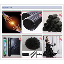 Полиэтилен Черного углерода Маточная для пластиковых мешков и труб