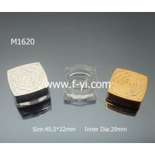 Korean-like Fashion Custom Mini Clear Cosmetic Jars