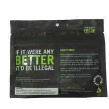 Sac à tabac refermable en gros, sac à tabac personnalisé