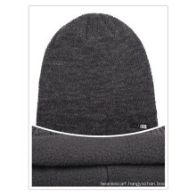 (LKN15016) Winter Fashion Promotional Knitted Beanie