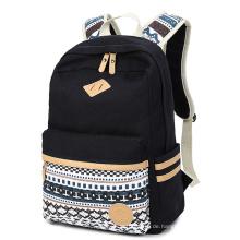 Hochwertige Leinwand Material Rucksäcke für Schule Campus Schultaschen, Canvas Bag