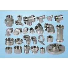 SS304 / 316 / 316L Präzisionsguss-Produkte