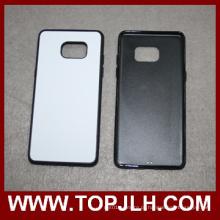 Celular capa sublimação telefone em TPU para Samsung Galaxy Note 7
