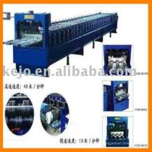 Plancher de plancher panneau en acier machine de formage de rouleaux alibaba Chine