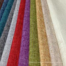 45% Baumwolle 52% Leinenstoff 13s Spandex 52/45 Leinen / Baumwollgewebe