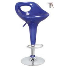 Taburete moderno azul de la barra para los muebles de la barra (TF 6005)