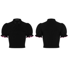 OPT-493TDF Woman Tops Fashionable Sexy T Shirt New Arrival 2021 new clothes Female Tees Harajuku shirt