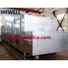 Máquina de deshidratación de la correa vegetal