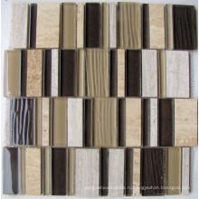 Мозаичная плитка / Стеклянная плитка / Мозаика из стеклянного стекла (HGM369)