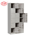 KD Struktur Stahl 18 Tür Personal Schließfach