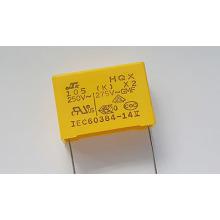 X2 Capacitor 224k/275V 18*14.5*8.5 P=15 L=28 Cbb62