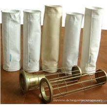 Großhandel Hochwertige Filterbeutelkäfig für Staubkollektor mit Venturi Tube