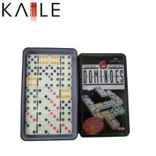 Hochwertige Dominosteine im Tin Box Großhandel