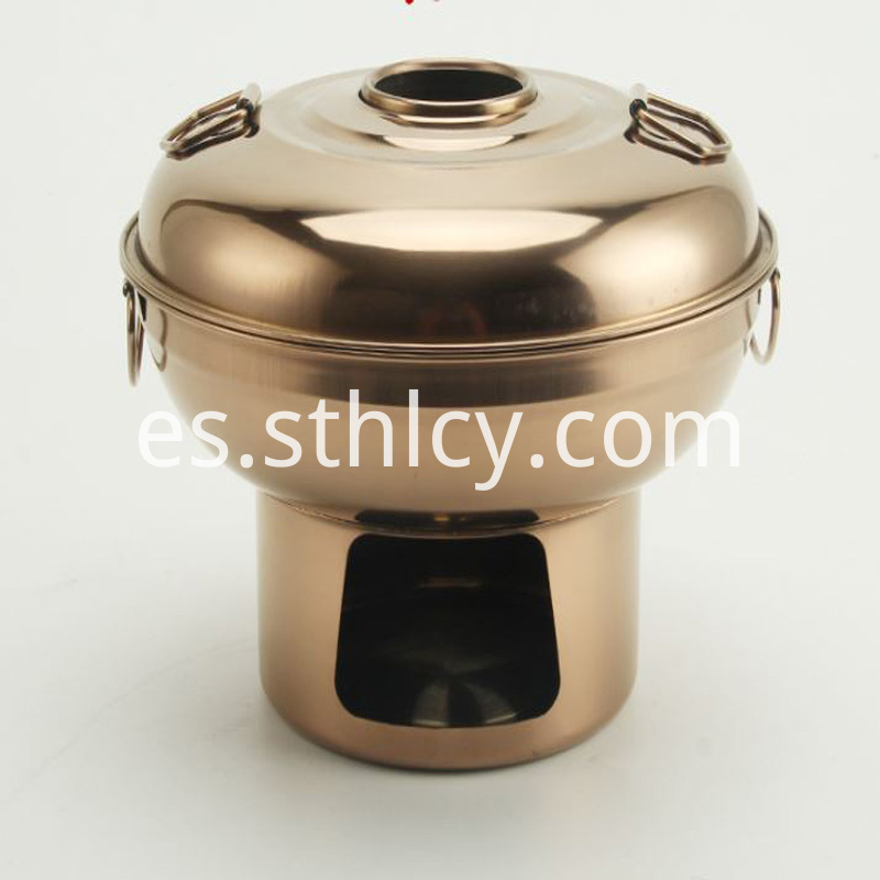 Chinese Stainless Steel Hot Pot